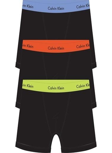 Calvin Klein Boxer | 3'lü Paket Kırmızı